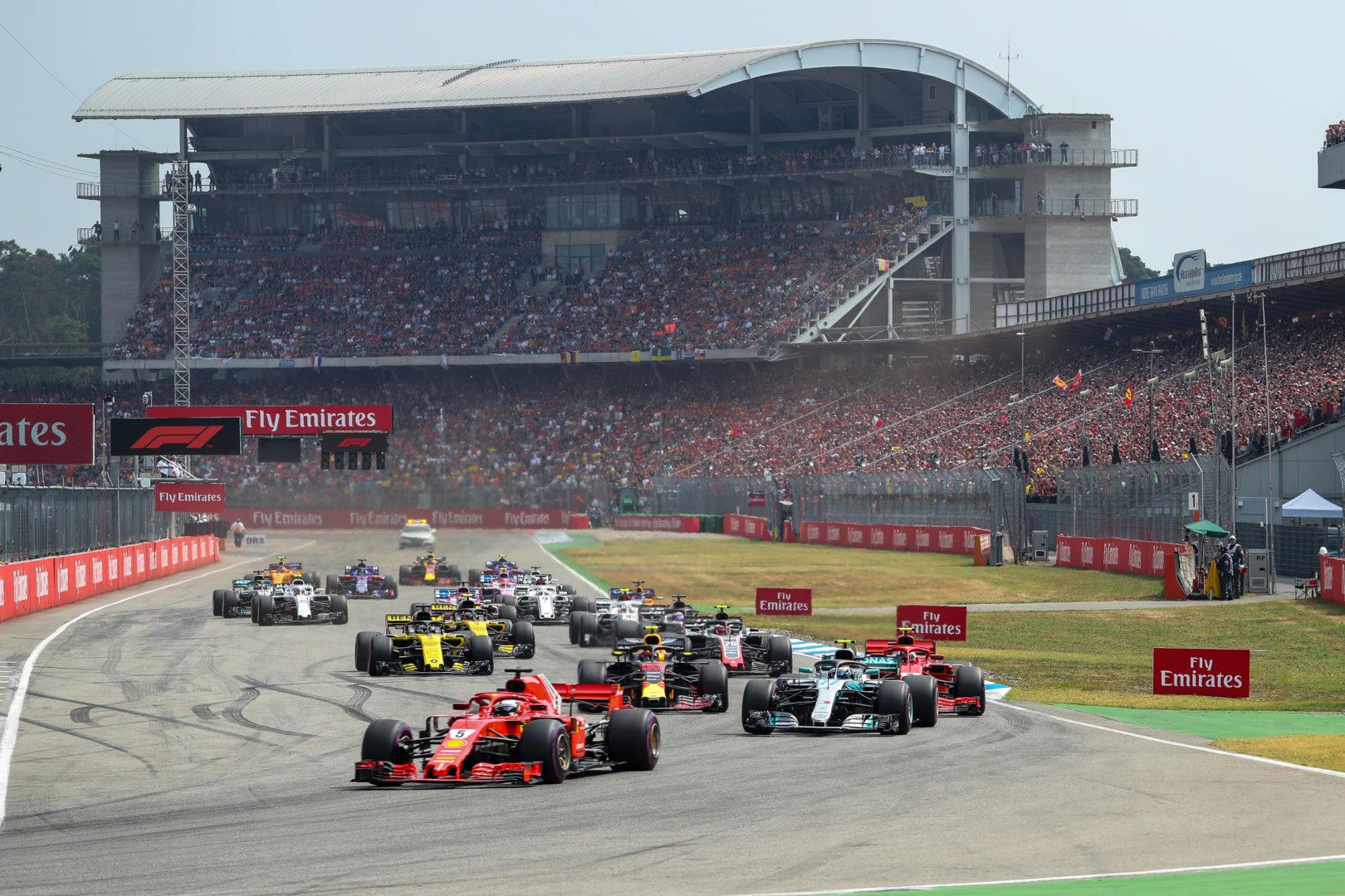 Tickets Hockenheimring Formel 1